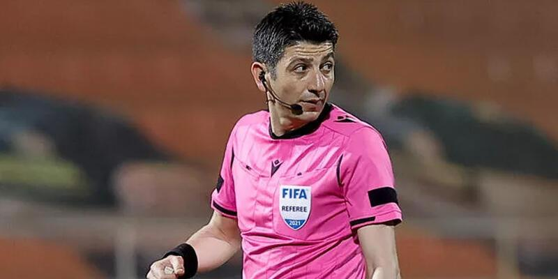 Son dakika... UEFA'dan Yaşar Kemal Uğurlu'ya görev