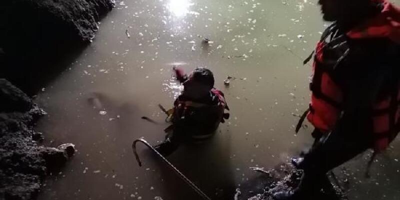 İnşaatta su birikintisine düşen 13 yaşındaki Ali öldü