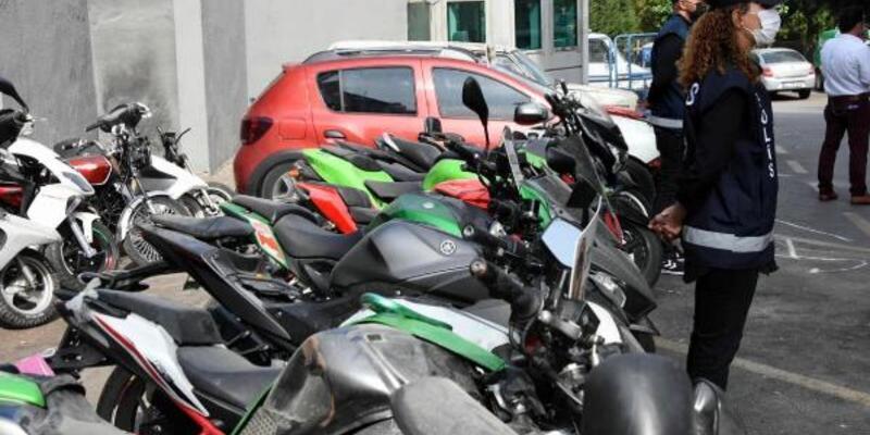 Çalıntı araçlarla hırsızlık yapan şebekeye operasyon: 34 gözaltı