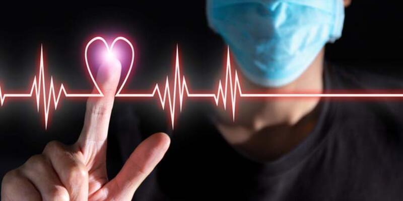 Koronavirüs geçirenlere kalp uyarısı
