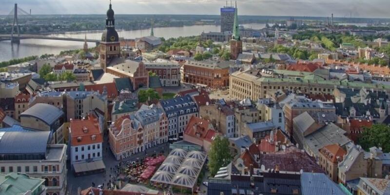 Son dakika: Letonya nerede? Letonya Türkiye maçı merak uyandırdı: Letonya yüzölçümü! Letonya nerede? Letonya hakkında bilgiler...