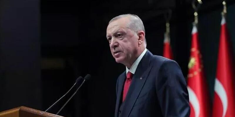 Cumhurbaşkanı Erdoğan açıkladı: Bakanlığın ismi değişti