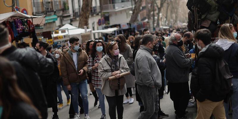 İspanya'da yeni vaka ve hasta sayısı en düşük seviyeye geriledi