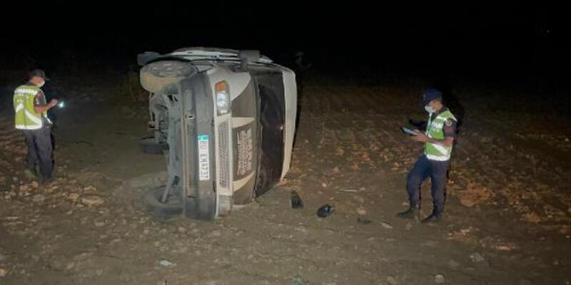 Şanlıurfa'da öğrenci sevis minibüsü devrildi: 1 ölü, 5 yaralı