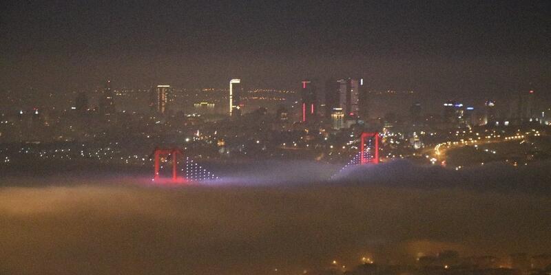 Son dakika: İstanbul'da sis! Sis nasıl oluşur? Sis neden olur?