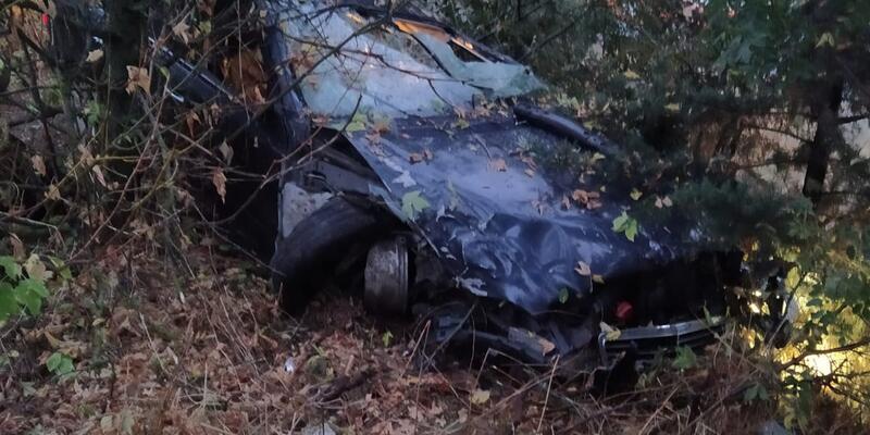 Kırklareli'nde kaza: 1 Çinli öldü, 4 kişi yaralandı