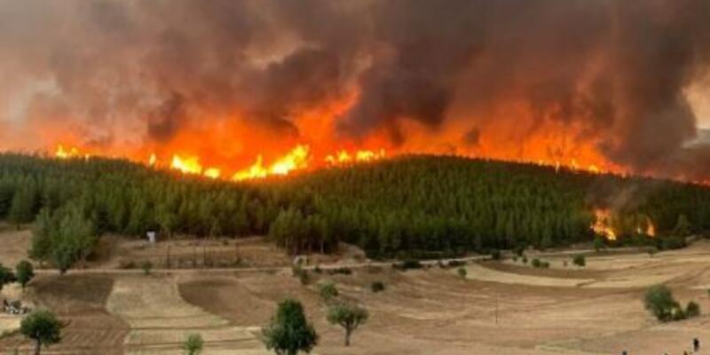 Uzmanlardan iklim senaryolarına uygun 'yangın eylem planı' önerisi