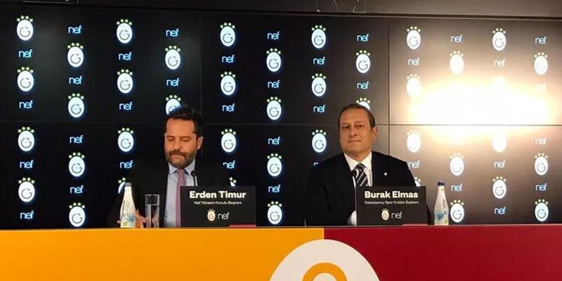 Son dakika... Galatasaray stadının adı Ali Sami Yen Spor Kompleksi NEF Stadyumu oldu