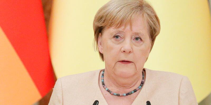 """Merkel: """"Türkiye, yasa dışı göçle mücadelede merkezi rol oynuyor"""""""