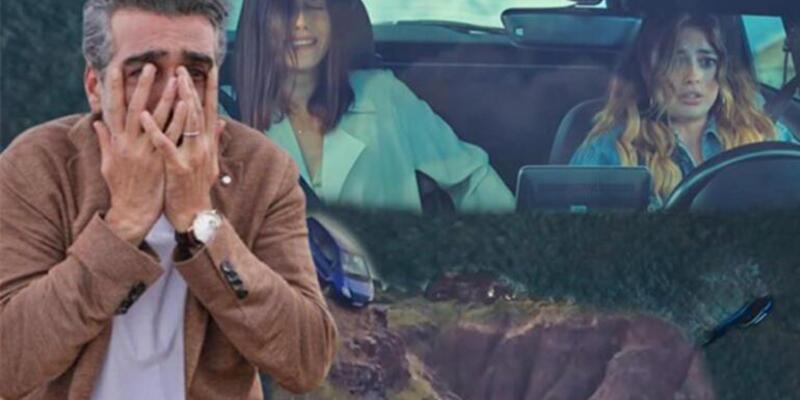 Melis Sezen'in kaza sahnesi için kampa girdiği ortaya çıktı