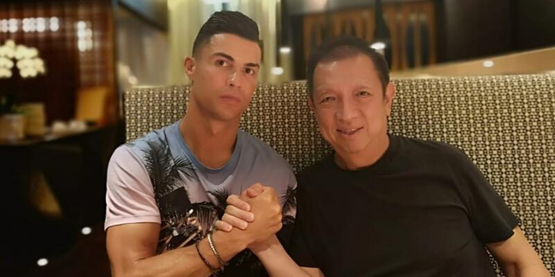 Cristiano Ronaldo'dan yeni proje