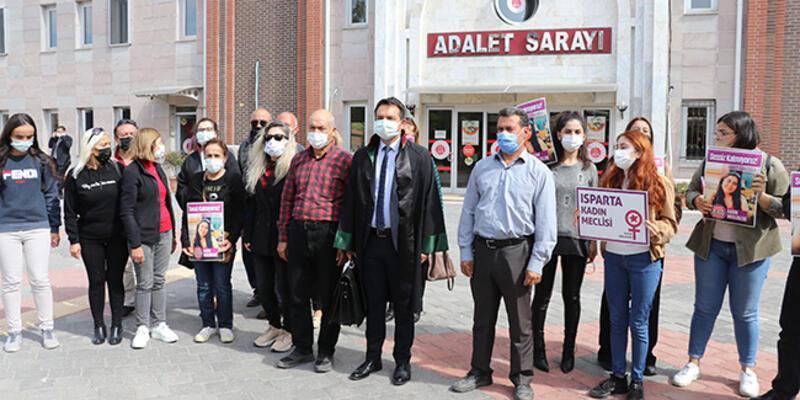 Gamze Esgicioğlu cinayeti sanığına 18 yıl hapis cezası