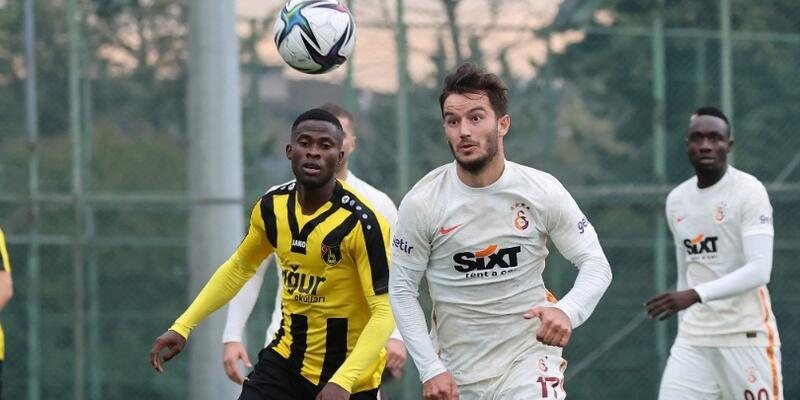 Galatasaray 3-3 İstanbulspor MAÇ ÖZETİ