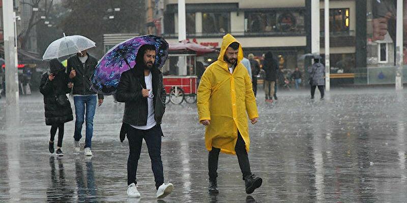 O illerde oturanlara kritik uyarı yapıldı! 13 Ekim İstanbul, Ankara, İzmir hava durumu