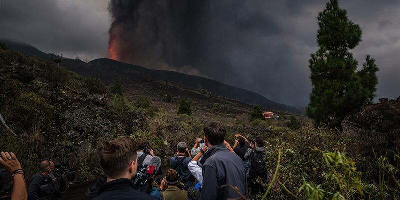 La Palma Adası nerede, hangi ülkede? La Palma Adası'nda yanardağ felaketi sürüyor!