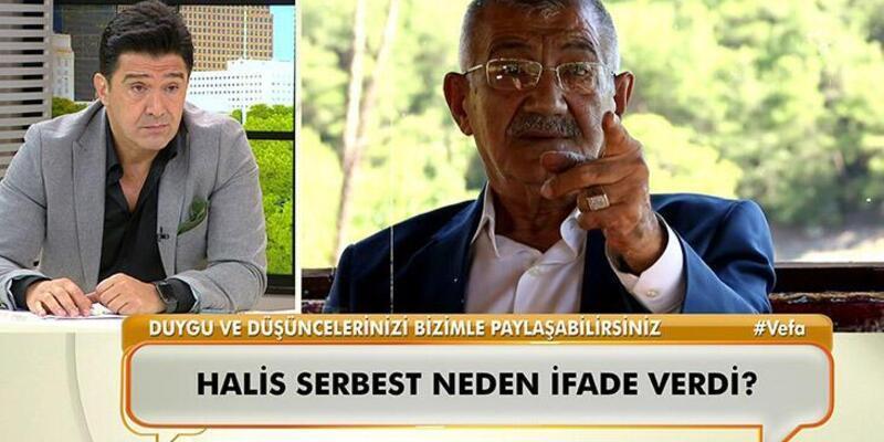 Halis Serbest, 'Bergen' açıklaması sonrası ifadeye çağrıldı