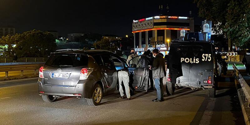 İstanbul'da 'huzur' denetimi: Didik didik arandı
