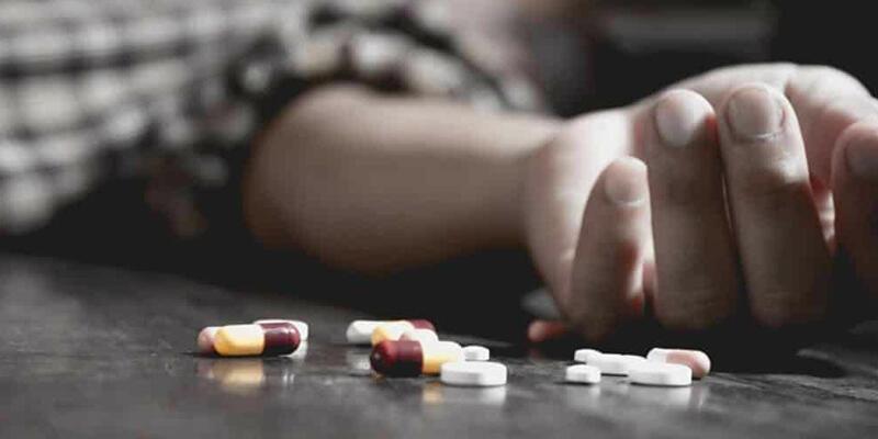 ABD'de aşırı doz uyuşturucudan ölümler rekor kırdı