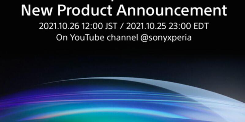 Sony, 2021 yılı bitmeden yeni bir telefon tanıtacağını duyurdu