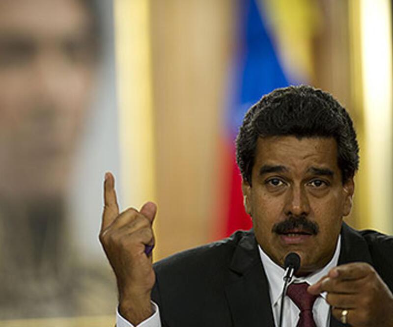 Venezuela'da Maduro yeni kabinesini belirledi
