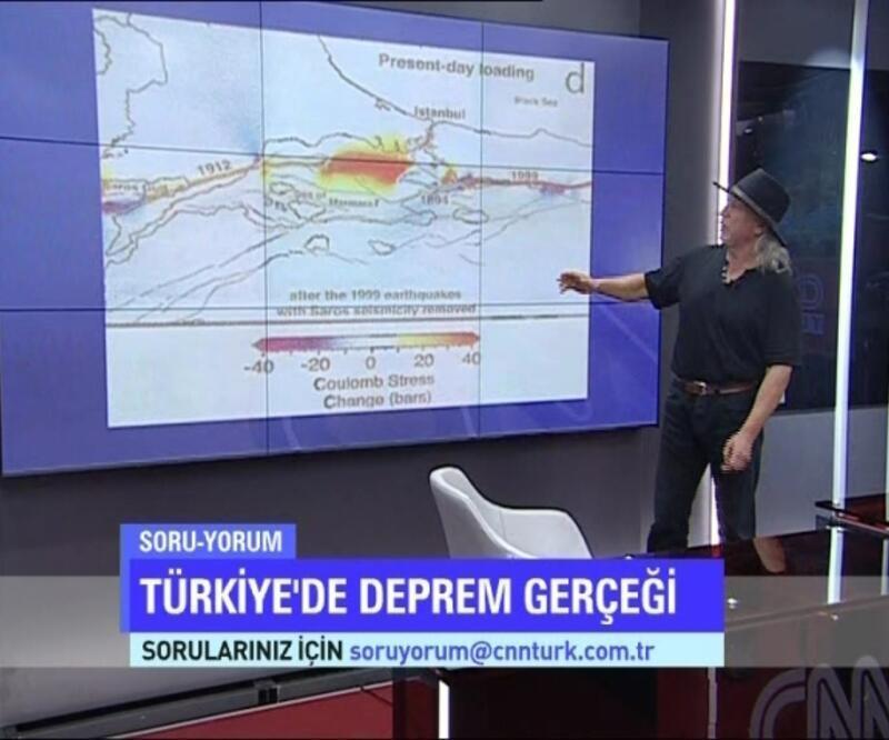 İstanbul'da büyük deprem riski var mıdır?