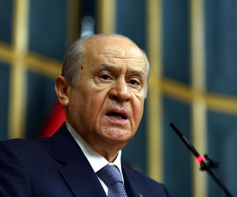 Devlet Bahçeli'den Tuğrul Türkeş'e yanıt