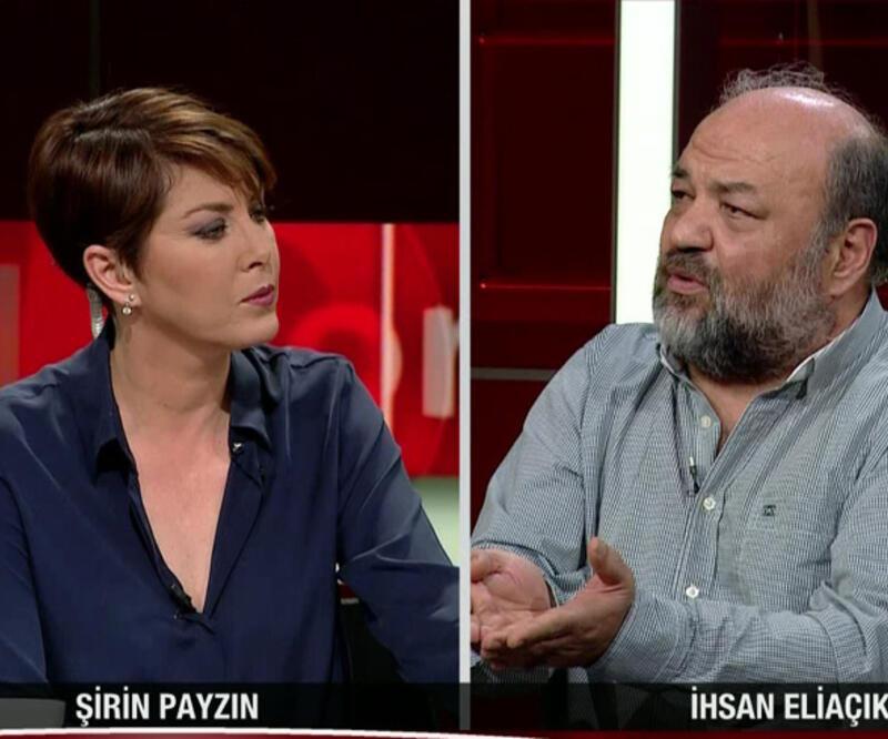 İhsan Eliaçık'tan 'yılanın başını ezmek' tepkisi