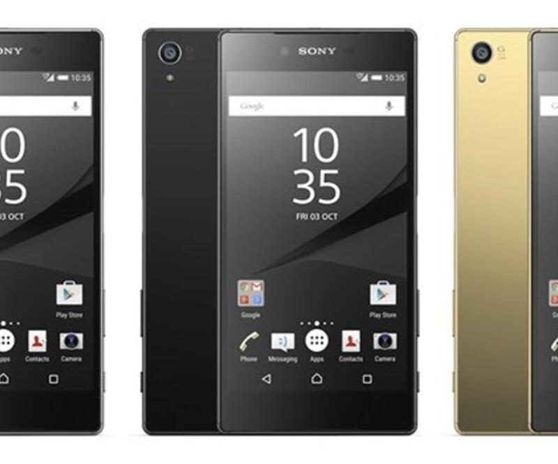 Beklenen oldu... Sony Xperia Z5 modelini duyurdu