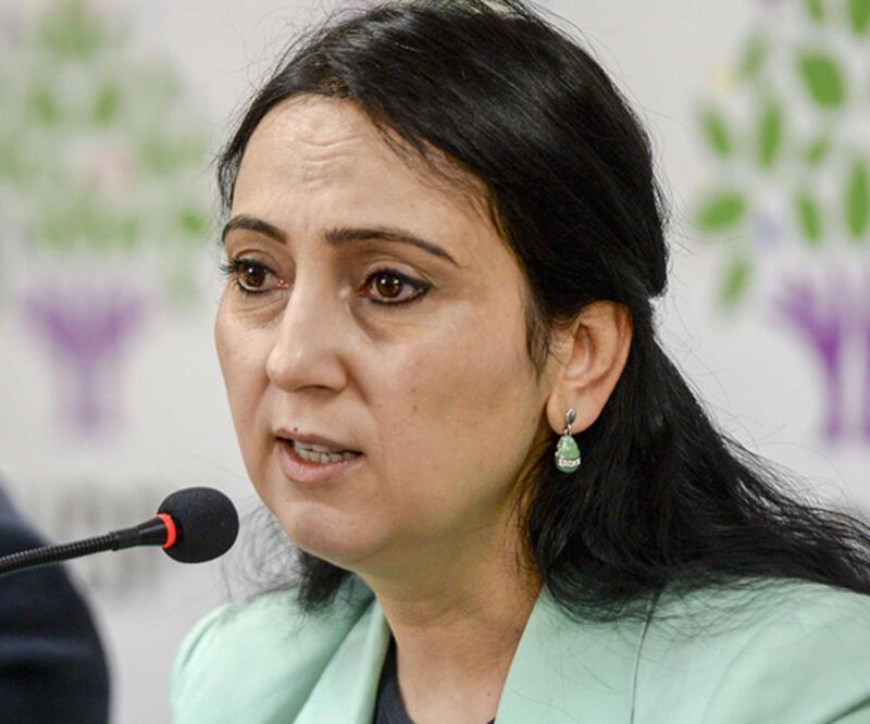Figen Yüksekdağ'dan HDP'li bakanlarla ilgili açıklama