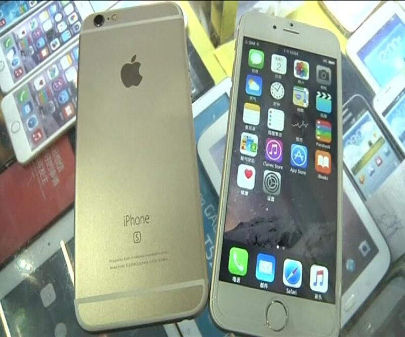 Çin iPhone 6S'in çıkmasını bekleyemedi, kendi çıkardı!
