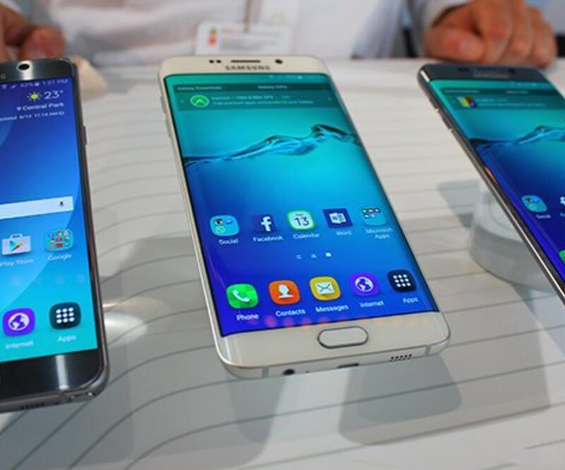 Android 6'ya yükseltilecek olan Samsung telefonları