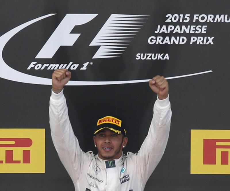 Hamilton'dan sezonun 8. zaferi