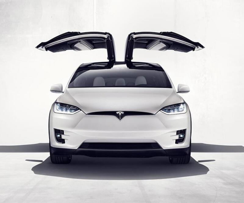 Bu SUV elektrikli