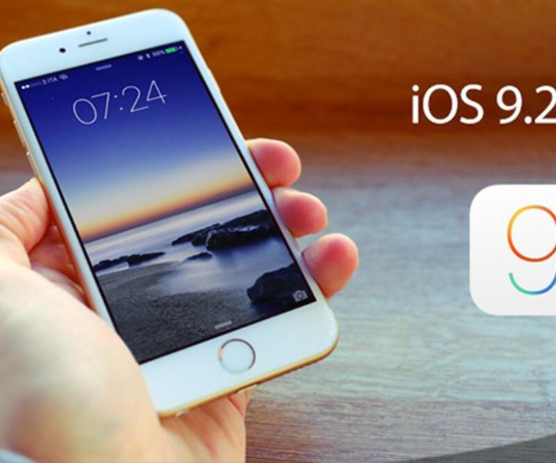 iOS 9.2 Beta 4 sürümü çıktı!