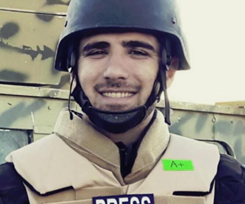 Vice News çevirmeni Muhammed Resul serbest bırakıldı