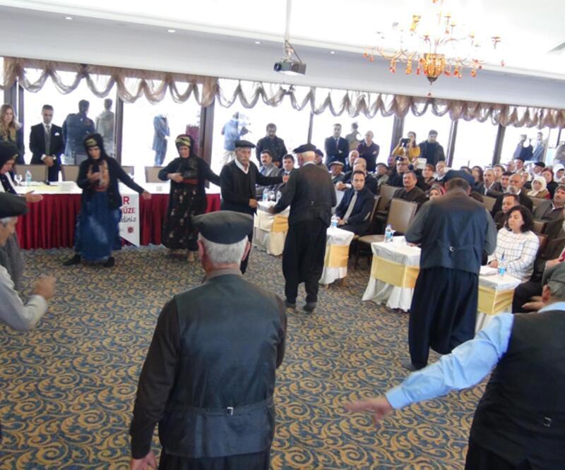 Tunceli'de Hızır inancı buluşması