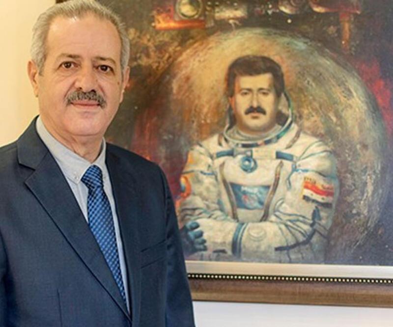 Ülkesinin uzay kahramanıydı şimdi Türkiye'de bir mülteci