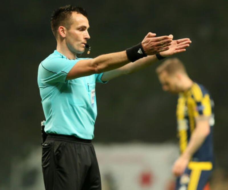 UEFA Ivan Bebek'in notunu açıkladı