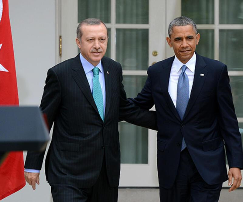 Beyaz Saray'dan Obama-Erdoğan açıklaması