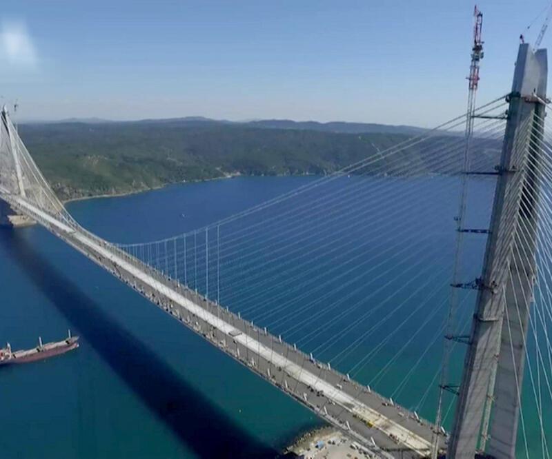 3. köprü bağlantı yolları