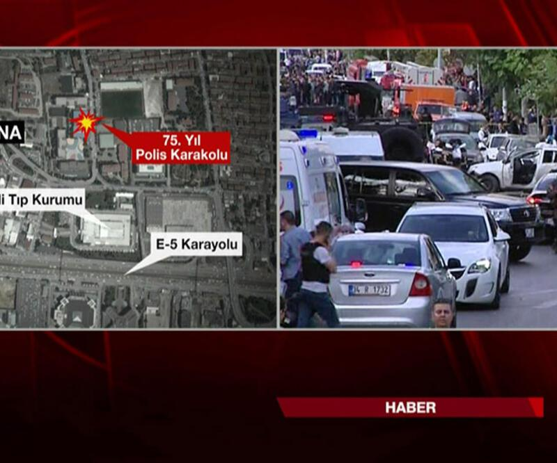 İstanbul Yenibosna'da patlama