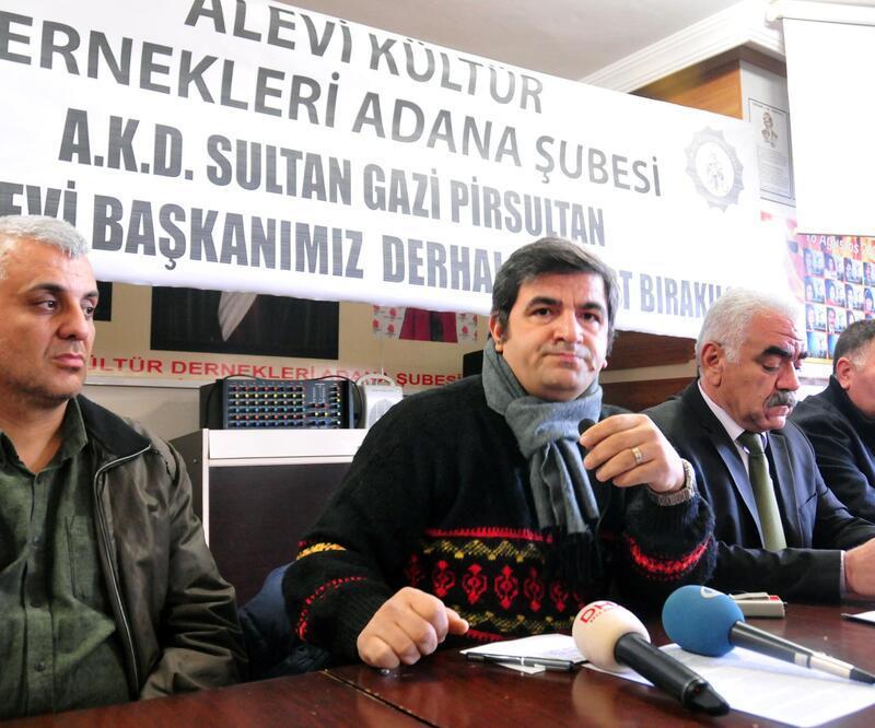 Adana'da jandarma Alevileri uyardı