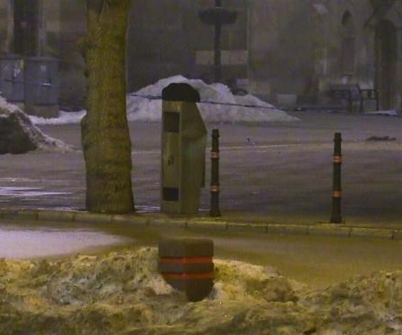 Konya Valiliği'nde bomba paniği