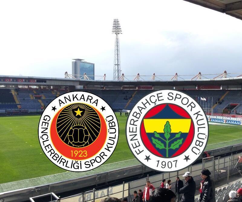 Gençlerbirliği Fenerbahçe maçı hangi kanalda, saat kaçta?