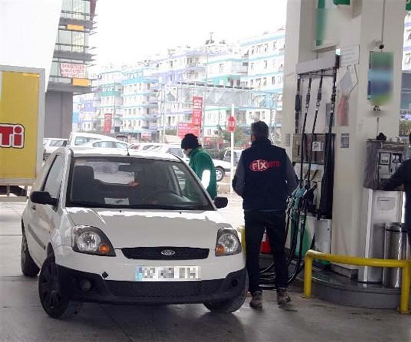 Yeni otomasyon sistemiyle aranan araç benzin aldığında tespit edilecek