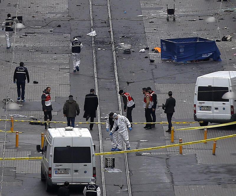 Adnan Oktar'dan İstiklal Caddesi saldırısı davasına müdahillik talebi