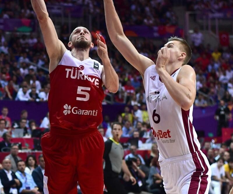 İşte EuroBasket son 16 turu eşleşmeleri