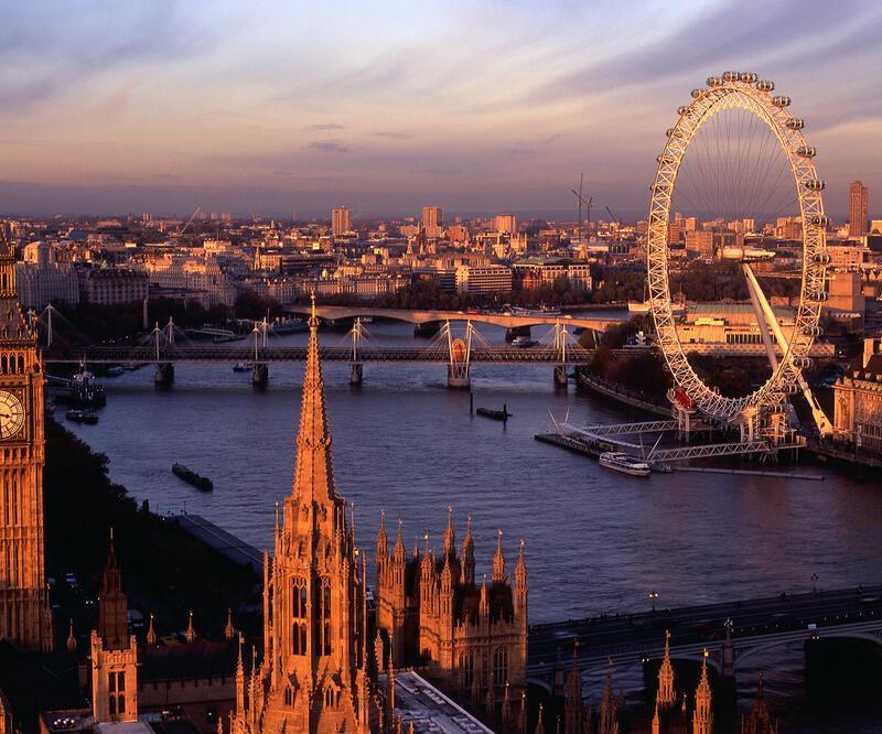 Yıllar sonra aynı rota: Londra