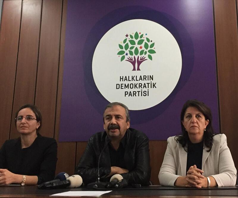 'Öcalan öldü' iddiaları üzerine Adalet Bakanı ile görüştü