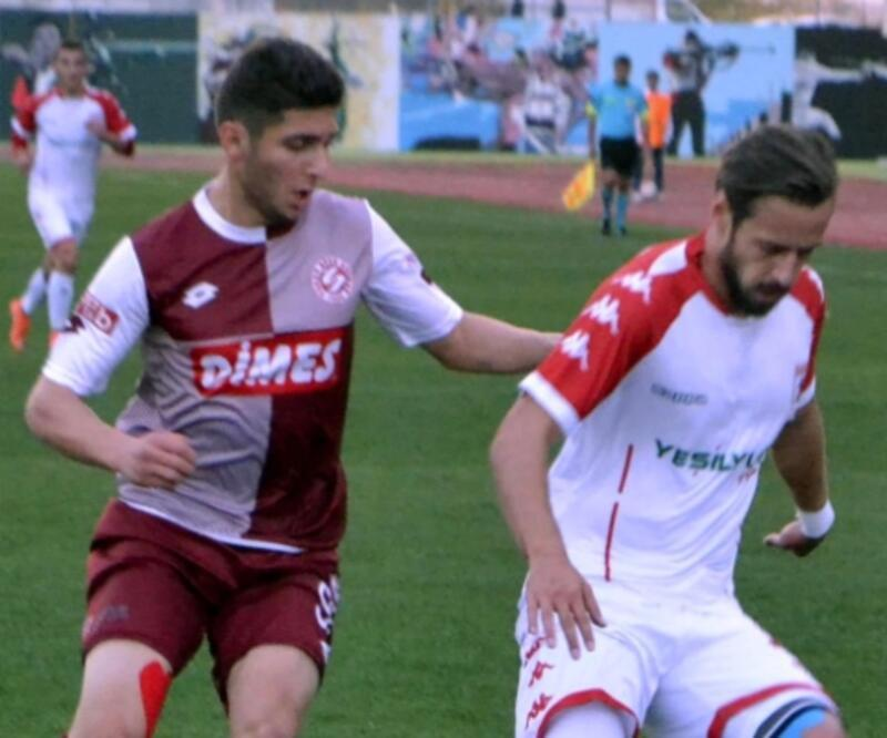 Samsunspor Tokatspor'u 1-0 yendi